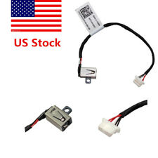 DC Power Jack Charging Port socket w/ Cable For Dell Inspiron 11 Series P20T