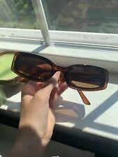 vintage chunky sunglasses