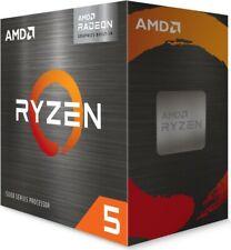 AMD Ryzen 5 5600G mit Radeon Grafik 6x 3,9GHz AM4 Kühler Gaming Prozessor 6/12