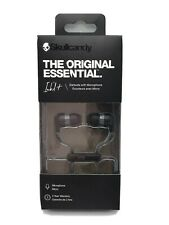 Skullcandy Ink'd Plus Earbuds w Microphone Wired - Black -