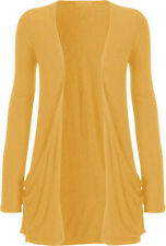 New Look Womens Ladies Long Sleeve With Pockets Boyfriend Cardigan UK Size 8-24