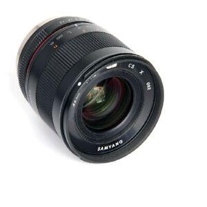 Samyang 35mm F1.2 ED AS UMC CS for Canon EOS M New