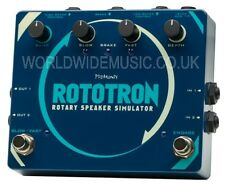 Pigtronix Rototron-Pedal de efectos Simulador de Altavoz Rotary Analog/caja stomp
