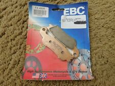 EBC BRAKE Pads FRONT FA450R Yamaha YZ 125 250  250F 450F Vintage MX MotoCross