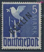 Berlin (West) 20 postfrisch 1948 Schwarzaufdruck (8641536