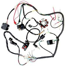 Wire Harness Solenoid Magneto Coil Regulator CDI 200CC 250cc  ATV Quad ELECTRICS