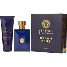 Versace Dylan Blue EDT Spray 3.4 oz & Shower Gel 3.4 oz Travel Offer