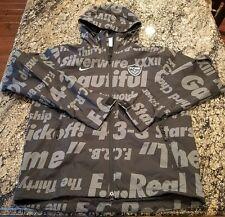 Nike Bristol F.C.R.B X Sophnet Warm Up Jacket  Size Medium 716129 010 Very Rare