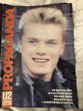 U2 Propaganda Magazine