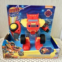Blaze and the Monster Machines Transforming Robot Rider Toy Brand NEW