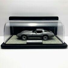 Franklin Mint Precision Models 1978 Corvette C3 W/ Display Case