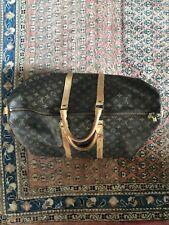 Louis Vuitton Keepall 55 Monogram Duffle Bag
