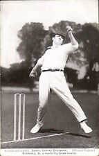 Lancashire Unposted Single Collectable Sport Postcards