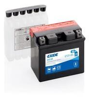 Batterie moto Exide YTZ7-BS ETZ7S AGM 12V 6AH 130A 115X70X105MM