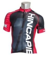 Hincapie Velocity Jersey Mens Cycling Road Bicycle Bike XXL 2XL Extra Large Red