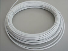 2,5m Außenhülle Bremse Bowdenzughülle f. Bremszug Teflon 5mm weiß