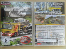 UIG/Autotransporter Simulator DVD-Box neu u. ovp./PC