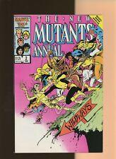 New Mutants Annual 2 FN/VF 7.0 * 1 Book Lot * 1st USA Appearance of Psylocke!