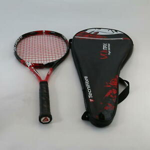 Tecnifibre T Fight VO 2 Max Tennis Racket And Case Red Black Rare Style