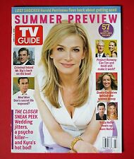 TV Guide - June 2008 - Summer Preview - Newsstand - Large Issue - MINT