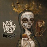 Zac Brown Band - Uncaged - Zac Brown Band - CD (New Sealed)