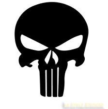 Punisher Sticker 33cm Aufkleber Punisher Hardcore Aufkleber Skull Totenschädel