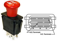 9657 Kubota K1211-62231 PTO Push Pull Switch