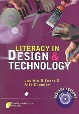 Literacy in Design and Technology: Teacher Resource by Jacinta O'Leary...