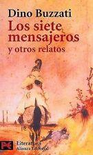 USED (VG) Los Siete Mensajeros y Otros Relatos (El Libro De Bolsillo) (Spanish E