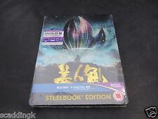 Blu Ray Mermaid Steelbook Edition New Sealed Stephen Chow