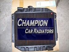 Ford Radiators, with Classic Car Part