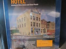 KIT 3462 Walthers Cornerstone Main Street USA Magnolia Hotel HO Scale