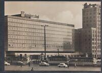 45003) AK Messestadt Leipzig Hotel Deutschland am Karl-Marx-Platz 1965