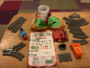 Thomas & Friends Trackmaster Twisting Tornado Set Motorized
