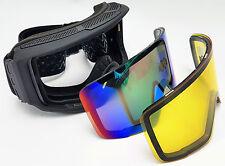 LakePlacid Skibrille Snowboardbrille Schneebrille Sonnenbrille Verspiegelt Ski
