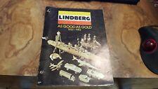 SNAP FIT CORVETTE Vintage Lindberg Catalog - Lots of Great Models
