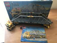 Lego Retired Set 7900 City Heavy Loader Complete With Instructions & Box