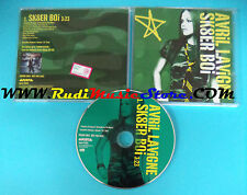 CD Singolo Avril Lavigne Sk8er Boi ARPCD-5162 PROMO US 2002 no mc lp vhs(S24)