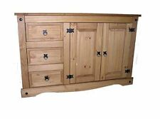 Dining Room Antique Style Pine Sideboards & Buffets