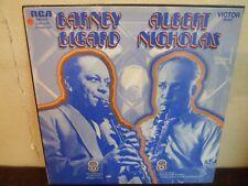 LP - Barney Bigard - Albert Nicholas - NM/NM - RCA VICTOR – 730.612 - FRANCE