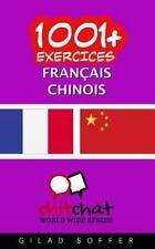 1001+ Exercices Français - Chinois by Gilad Soffer (2016, Paperback)