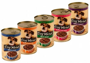 60 x 415g Hundefutter 3 verschiedene Sorten in Sauce *versandfrei*
