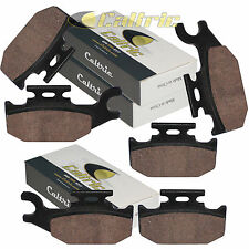 Brake Pads FITS BOMBARDIER DS650 DS 650 2000-2007 Front Rear Brakes