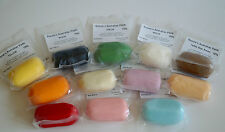 100g various colours Modelling Paste florist paste sugar paste figurine cake