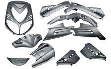 Set Carenatura Carenatura Antracite Grigio per Peugeot Speedfight 2