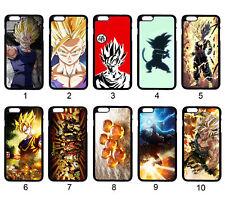 Dragon Ball Son Goku Gohan Vegeta caso para Samsung Galaxy 20/Apple iPhone iPod