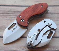 MTECH MINIATURE FRAMELOCK FOLDING POCKET KNIFE WITH POCKET CLIP