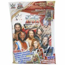 WCW Monday Nitro Championnat Brawl Pack TRADING CARDS BUNDLE Scellé Goldberg...