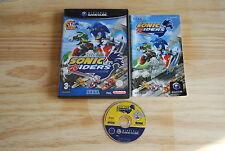 Sonic Riders pour GameCube