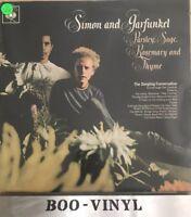"Simon And Garfunkel–Parsley, Sage, Rosemary And Thyme-CBS–62860-12""Vinyl LP Ex"